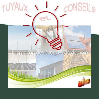 Astuces pour des économies d'énergies